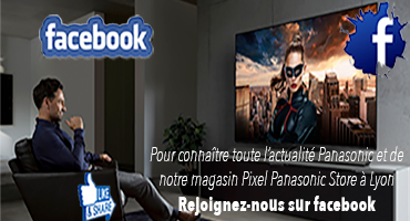 Facebook Panasonic Store