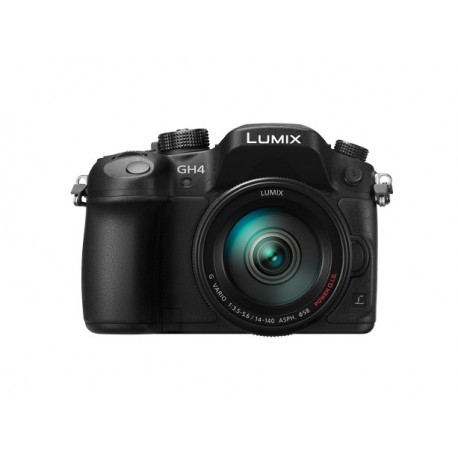 APPAREIL PHOTO PANASONIC LUMIX DMC-GH4HEF-K 4K