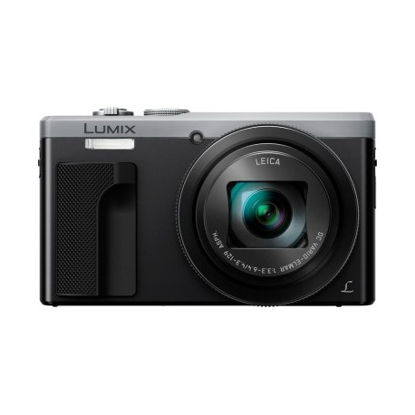 Appareil photo PANASONIC LUMIX DMC TZ80 Silver (Argent)