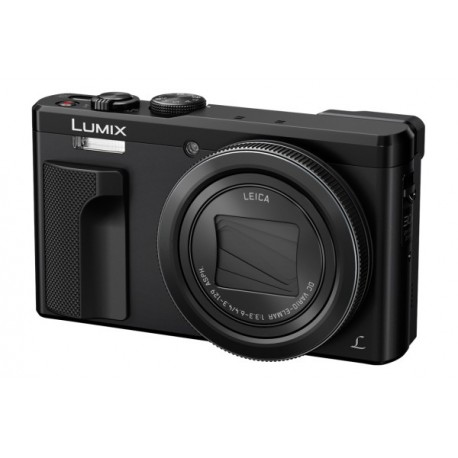 Appareil photo PANASONIC LUMIX DMC TZ80 Noir