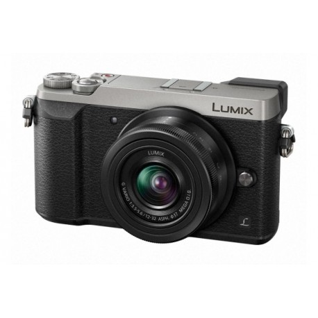 APPAREIL PHOTO LUMIX PANASONIC DMC-GX80KEFS