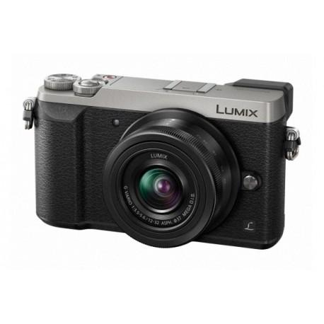 APPAREIL PHOTO LUMIX PANASONIC DMC-GX80KEFS