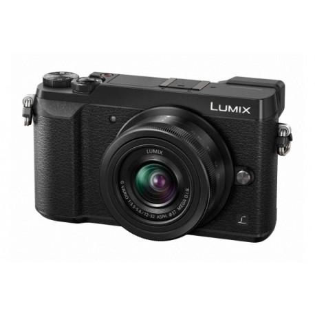 APPAREIL PHOTO LUMIX PANASONIC DMC-GX80KEFK
