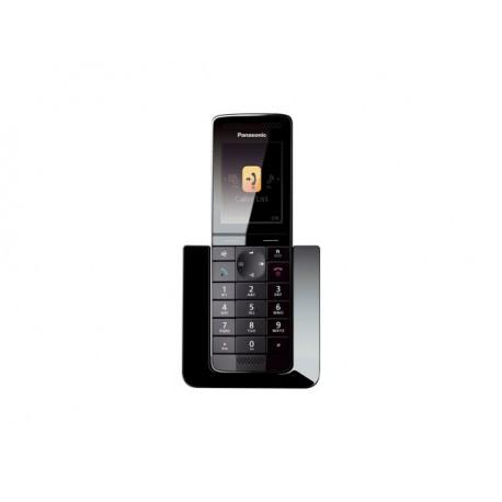 Téléphone DECT Design avec répondeur PANASONIC KX-PRS120 chez Pixel Lyon