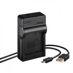 HAMA 81395 chargeur USB pour batterie BLG 10