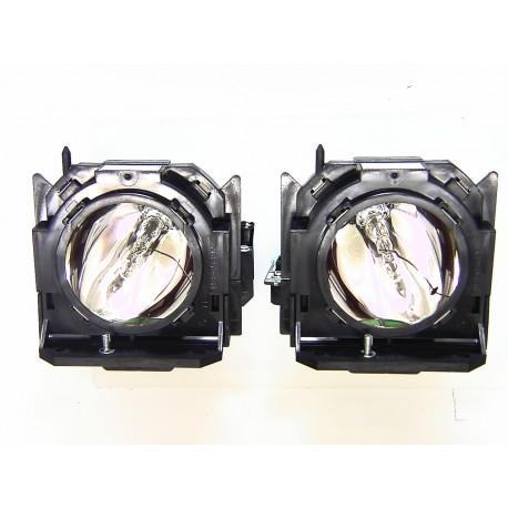 PANASONIC ET-LAD60W Duo Lampe originale pour projecteur PTD5000