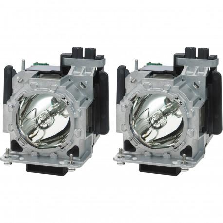 PANASONIC ET-LAD70W Duo Lampe originale pour projecteur PTDZ780