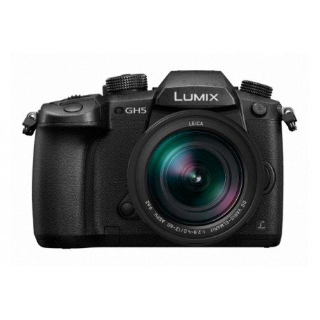 Appareil photo Panasonic LUMIX DC-GH5LEF-K