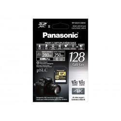 Carte SD Panasonic 128 GO RP-SDZA128AK