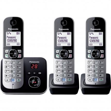 TÉLÉPHONE SANS FIL KX-TG6823