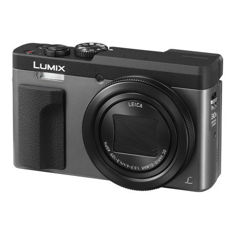 Appareil photo Panasonic LUMIX DC-TZ90 Silver