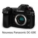 PANASONIC Lumix DC-G9EF-K boîtier nu