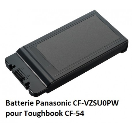 PANASONIC CF-VZSU0PW batterie pour Toughbook CF-54