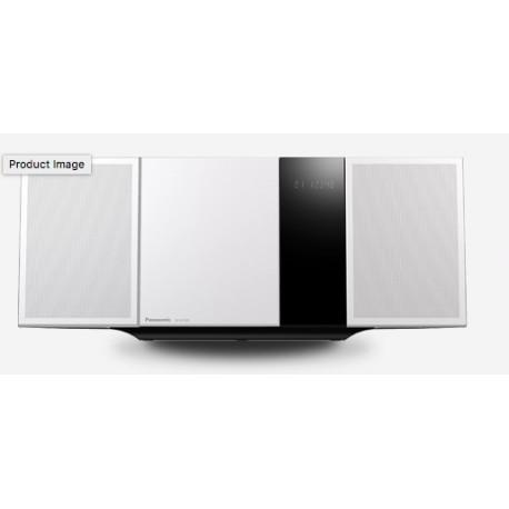 Panasonic SC-HC395 Micro Chaine Verticale Blanc
