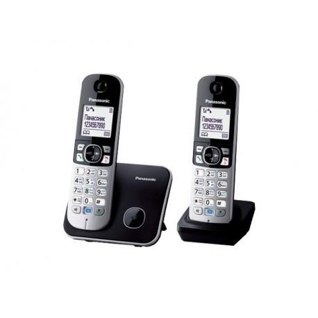 Panasonic KX-TG6812 téléphone DECT Duo modèle EXPO