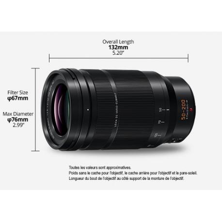 Leica H-ES50200 Optique pour LUMIX Série G