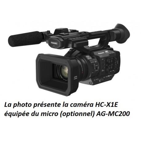 PANASONIC HC-X1 Caméra Pro 4K