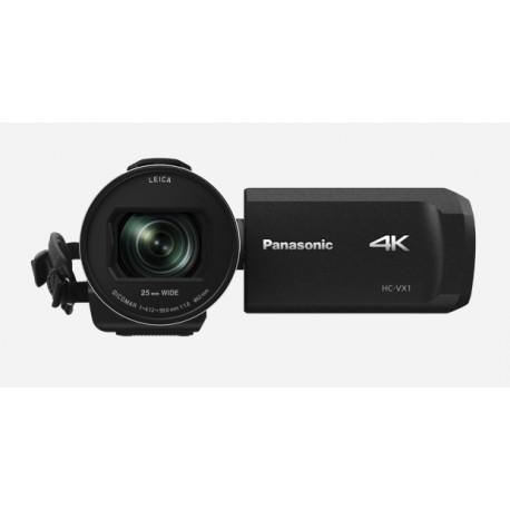 Panasonic HC-VX1 caméscope 4K
