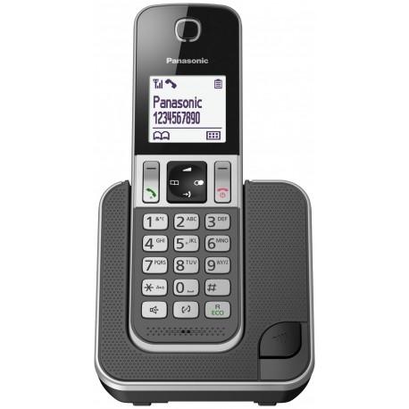 Téléphone DECT PANASONIC KXTGD310FRW