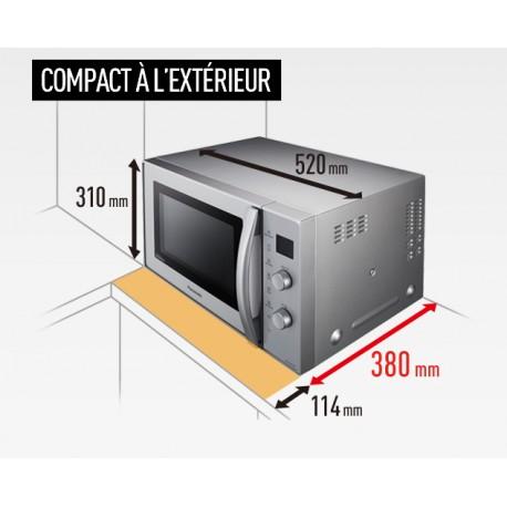 Panasonic Micro Ondes NN-CD575M
