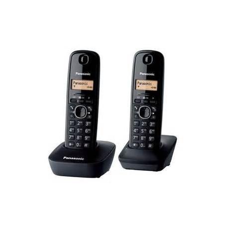 TELEPHONE SANS FIL PANASONIC KX TG 1612 FRH