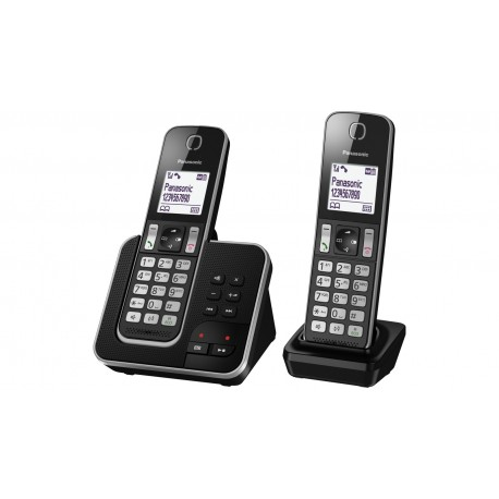 TELEPHONE SANS FIL PANASONIC KX TGD 322 FRG