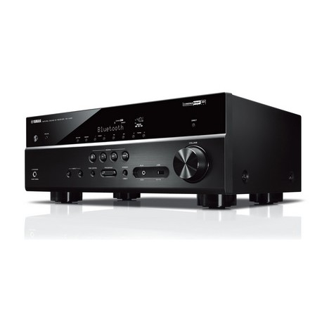 YAMAHA RXV 485 Ampli-tuner audio-vidéo 5 x 115 Watts Musiccast