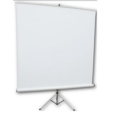 ORAY Style 180 x 180 écran de projection portable sur trépied