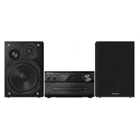 Panasonic SC-PMX92EG-K mini-chaîne hi-fi noire