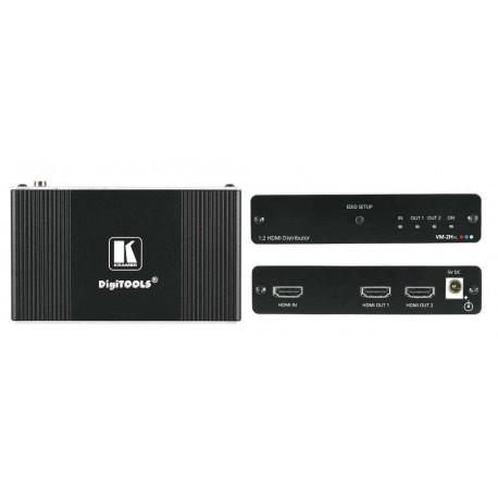 KRAMER VM-2Hxl Distributeur HDMI 1 vers 2