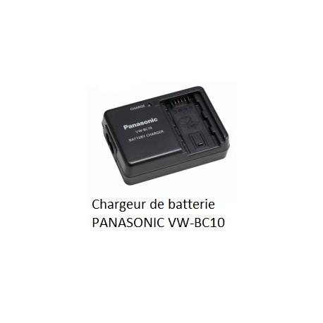Chargeur de batterie PANASONIC VW-BC10