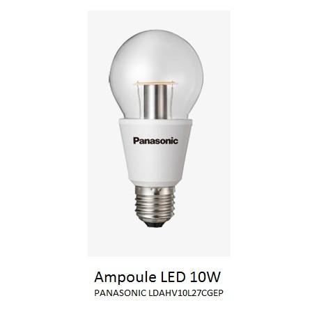 PANASONIC LDAHV10L27CGEP Ampoule Led 10 Watts culot vissant