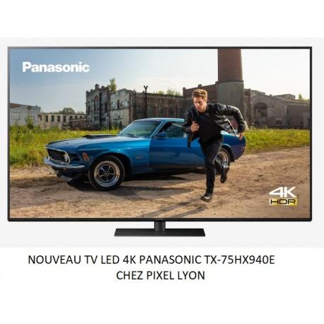 Panasonic TX75HX940E à Lyon TV LED 4K 190 cm