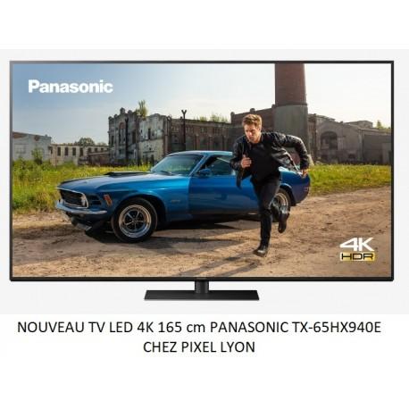 Panasonic TX-65HX940E à Lyon TV LED 4K 165 cm