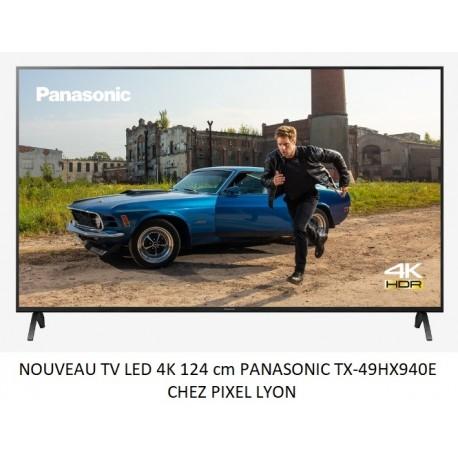 Panasonic TX-49HX940E à Lyon TV LED 4K 124 cm