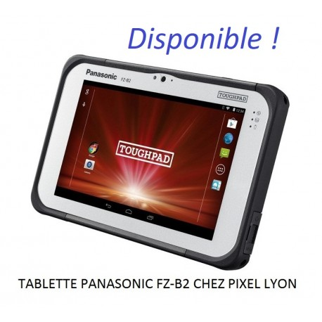 Panasonic TOUGHPAD FZ-B2 7""