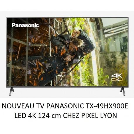 PANASONIC TX-49HX900E TV LED 4K 124 cm à Lyon