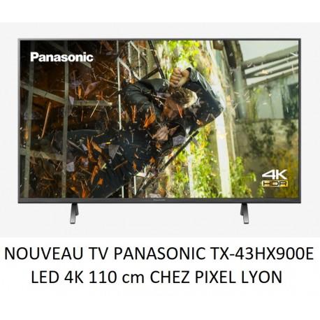 PANASONIC TX-43HX900E TV LED 4K 110 cm à Lyon