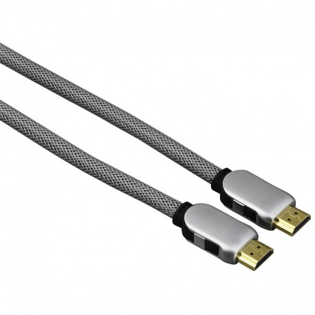 HAMA 56563 Cordon HDMI 1.5 m Spécial 4k