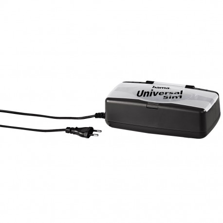 HAMA 74043 chargeur universel batteries