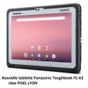 Panasonic Toughbook FZA3 à Lyon tablette ultra durcie 10' version FZA3AGAADA3