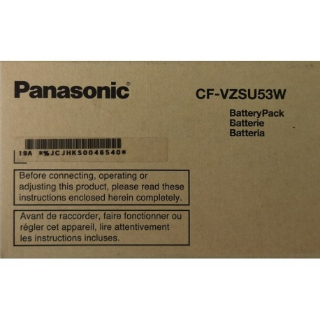 Panasonic CF-VZSU53W à Lyon batterie CF-U1 CF-H1 CF-H2