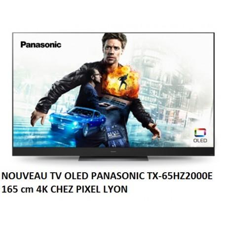 Panasonic TX-65HZ2000 TV OLED 4K 165 cm à Lyon