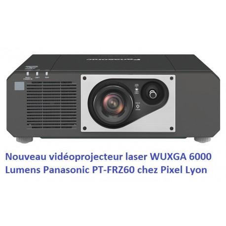 Panasonic PT-FRZ60 à Lyon vidéoprojecteur laser HD 6000 Lumens