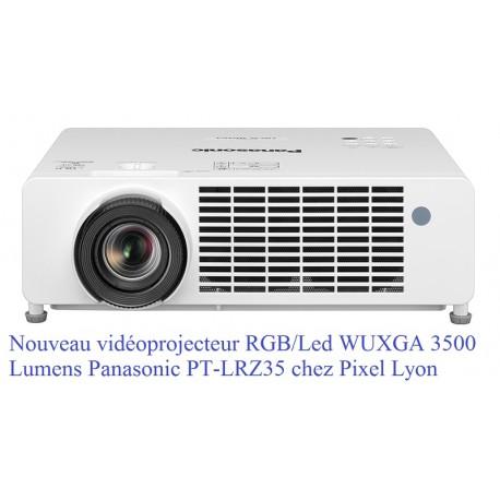 Panasonic PT-LRZ35 à Lyon vidéoprojecteur laser HD 3500 Lumens