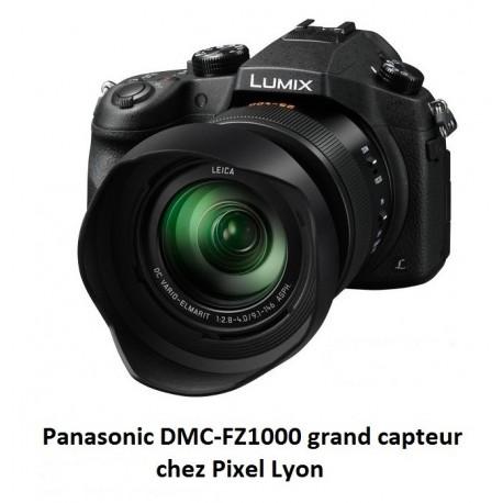 PANASONIC DMC-FZ1000 chez Pixel Lyon