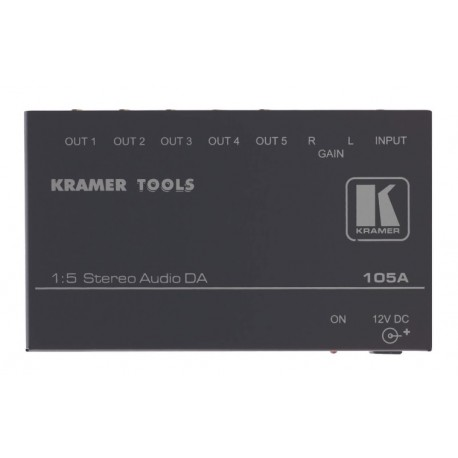 KRAMER 105A distributeur audio 1 vers 5